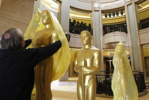 Academy Awards 2011: On the red carpet