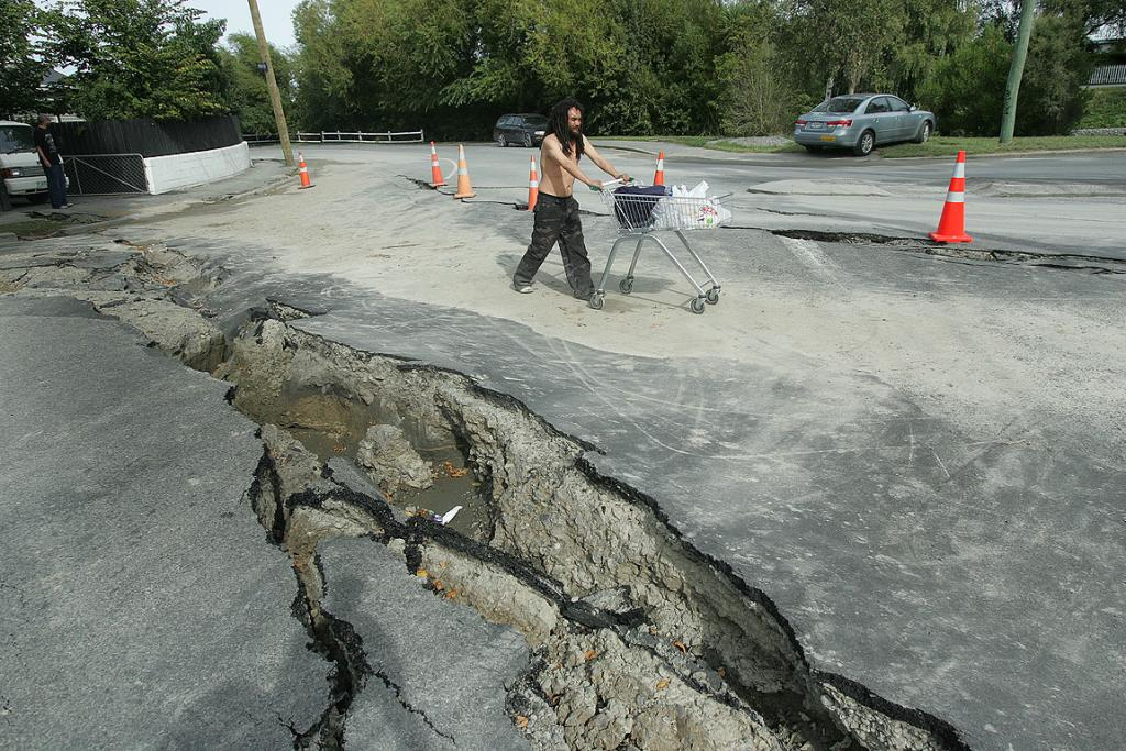 Christchurch earthquake: Day 7