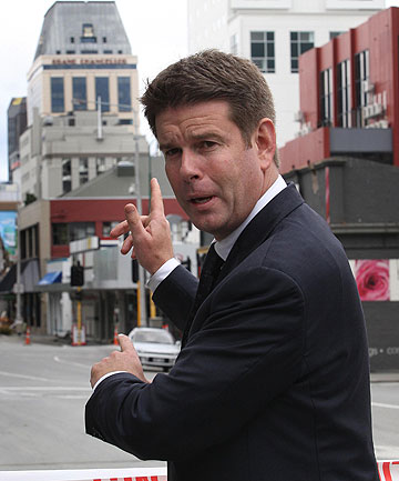 VOICING AN OPINION: John Campbell will address criticism of his interview with Ken Ring on tonight's episode of Campbell Live.
