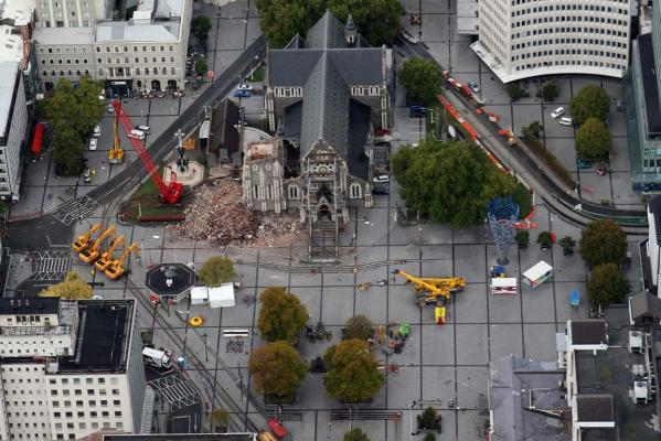 Christchurch aerial gallery1