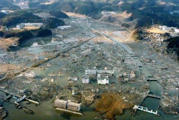 Japanese earthquake, tsunami aftermath