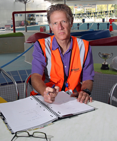 Recovery: Orion CEO Roger Sutton plots the reboot of Christchurch.