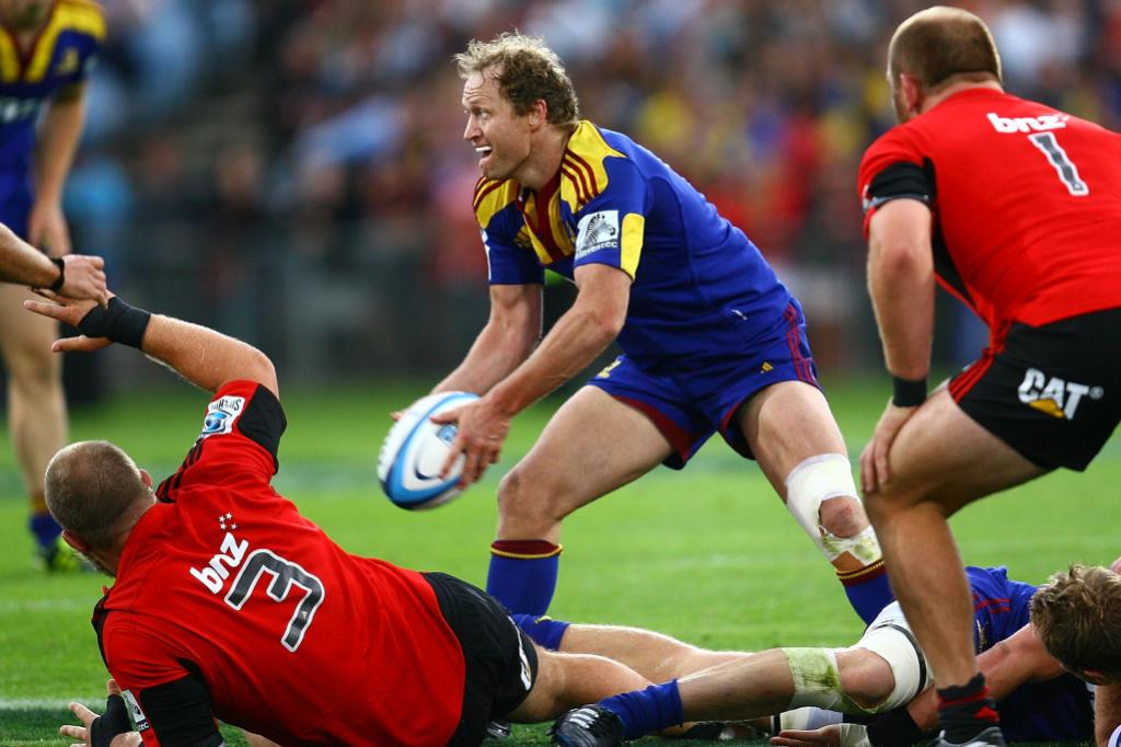 Highlanders vs Crusaders