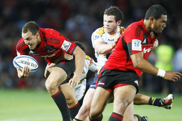 Crusaders vs Brumbies