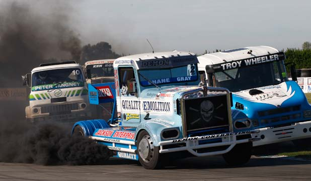 FIA European Truck Racing Cup 4815823