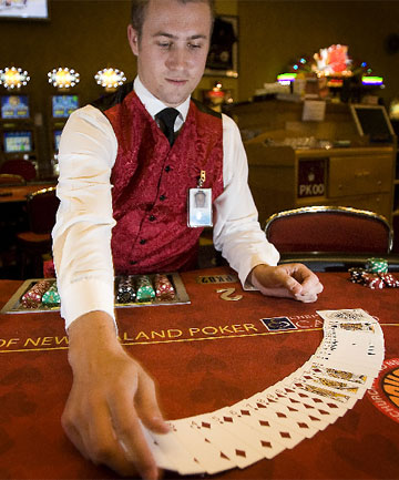 Las Vegas Casino Job Salaries