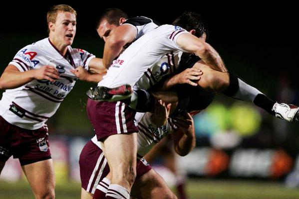 Manly v Warriors