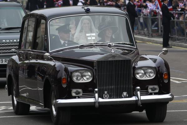 Royal Wedding Cars Stuff Co Nz