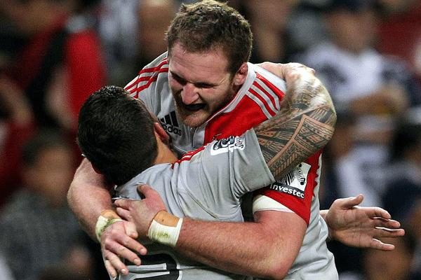 Crusaders defeat Stormers