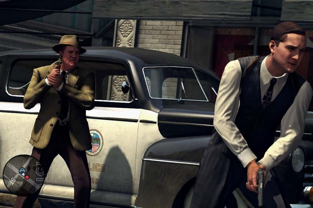 UNDERBELLY: LA Noire is an innovative action-adventure with a solid level of difficulty.