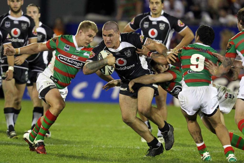 Warriors v Rabbitohs