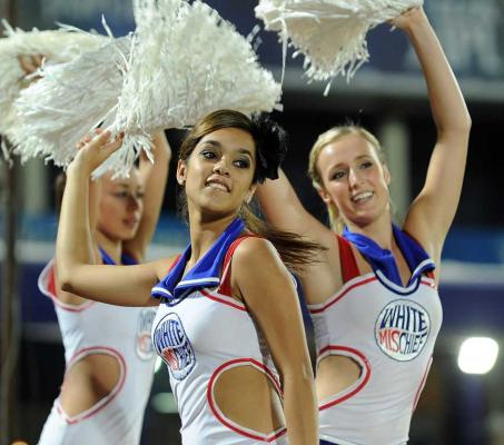 Cheerleaders of the world.