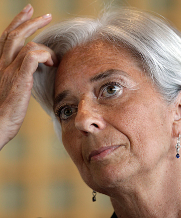 Lagarde has G8 backing for IMF role | Stuff co nz