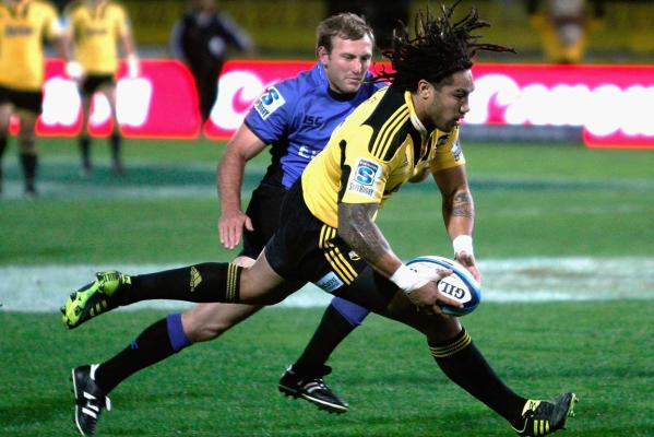 Hurricanes v Force