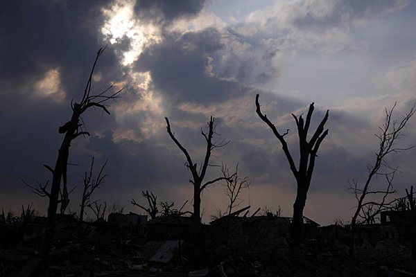 Scientists say that evidence for climate change is now  undeniable.
