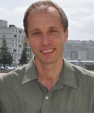 NICKY HAGER: Wants answers.