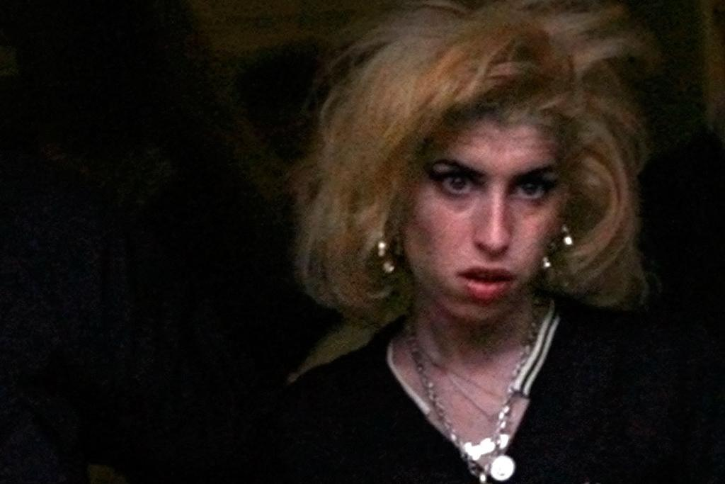 SUPPORTIVE PARTNER: Amy Winehouse leaves Snaresbrook Crown Court in London in 2008 after attending a court hearing for her husband Blake Fielder-Civil.