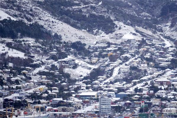 A cold start for Lyttelton.