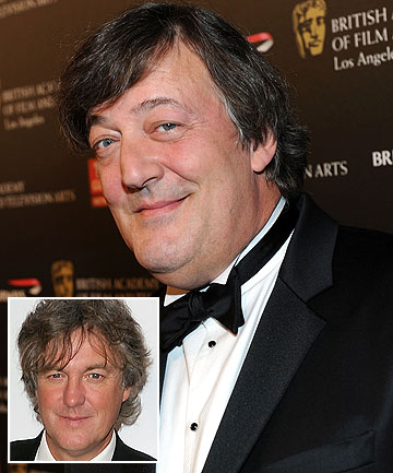 James May/Stephen Fry