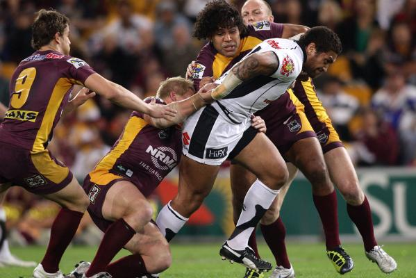 Broncos v Warriors