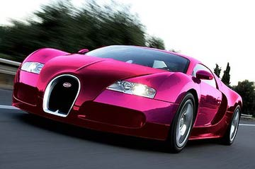bugatti veyron black and pink images. Black Bedroom Furniture Sets. Home Design Ideas