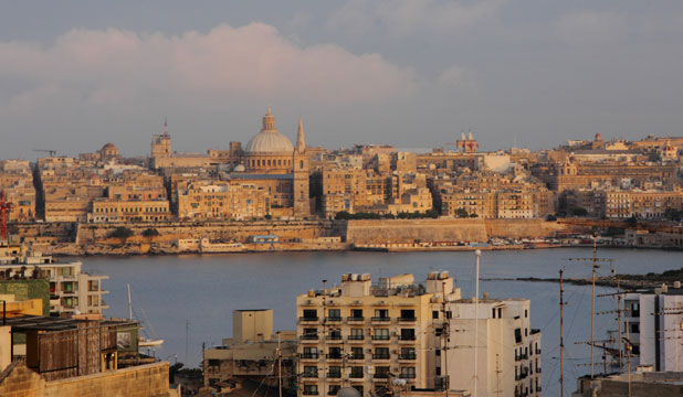 PAST ISSUES: Malta tends to attract families and those who want a side order of history with their holiday.