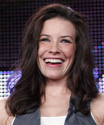 EVANGELINE LILLY: Lost star and elf Tauriel in The Hobbit was spotted with partner and baby.