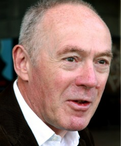 Sir Richard Leese, leader of the Manchester City Council when the city was devastated by an IRA bombing in 1996.