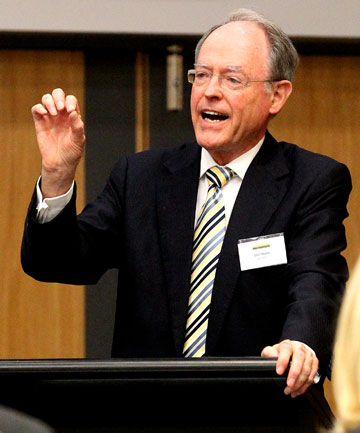 ACT Party leader Don Brash.