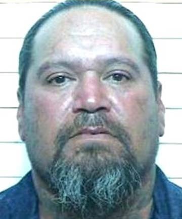 LEON WILSON: Tattooed his name on his partner's head before he murdered her.