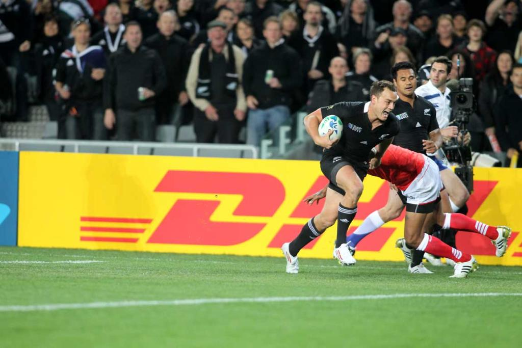 New Zealand vs Tonga