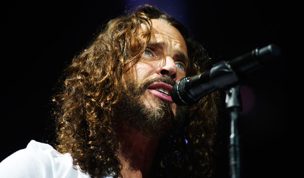 From the garden of sound: Chris Cornell has a huge voice, but his Wellington concert was intimate and effortless.