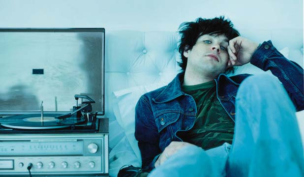 ON FIRE: Singer/songwriter Ryan Adams' new album Ashes and Fire is out now.