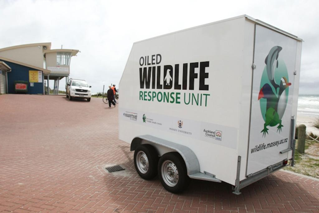 Oiled Wildlife Response Unit