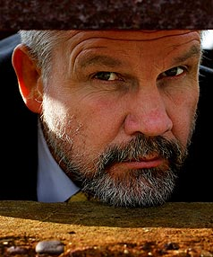 Columnist and former Wallaby Peter Fitzsimons.