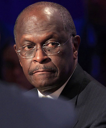 Herman Cain's Sim City