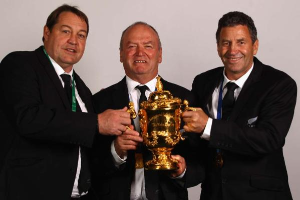 Steve Hansen, Graham Henry, Wayne Smith