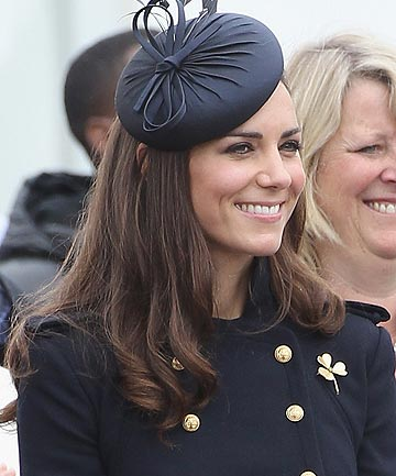 STYLE QUEEN: Harper's Bazaar has named the Duchess of Cambridge Kate Middleton top of its best dressed list.