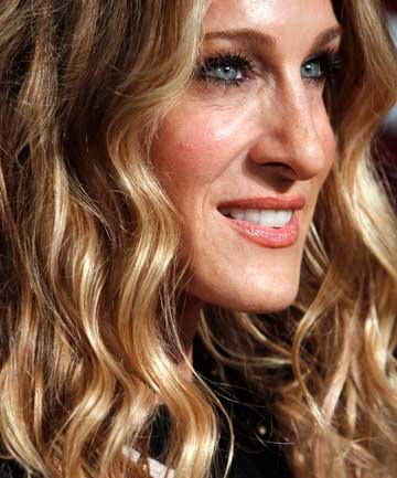 """STAR MUM: Sarah Jessica Parker describes being a working mother as """"a heroic endeavour""""."""