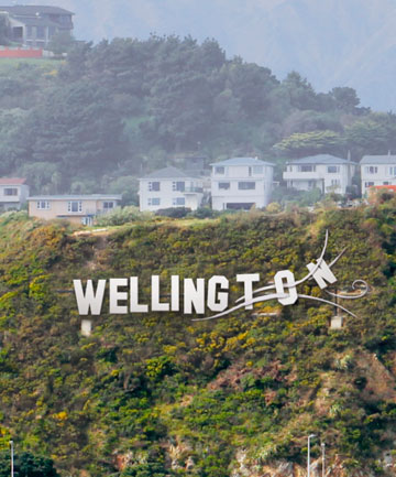 Welly sign