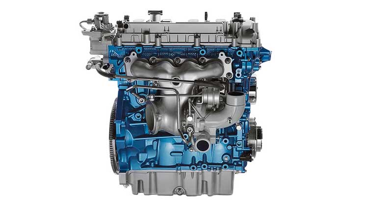 EcoBoost 2.0L engine
