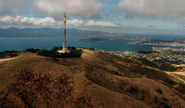 UP HILL: The third annual Mary Potter Hospice hike up My Kaukau is on today.