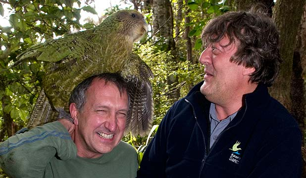 Image result for mark carwardine and kakapo