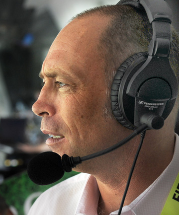 AUSSIE MOVE: The commentary box still beckons for globetrotter Danny Morrison, but he hopes academy coaching is where his future lies.