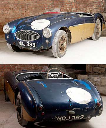 Austin Healey 100 Special