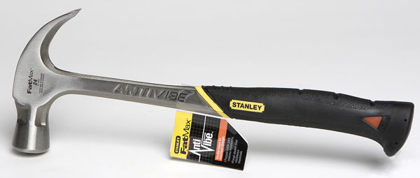 Win a FatMax Traditional Hammer