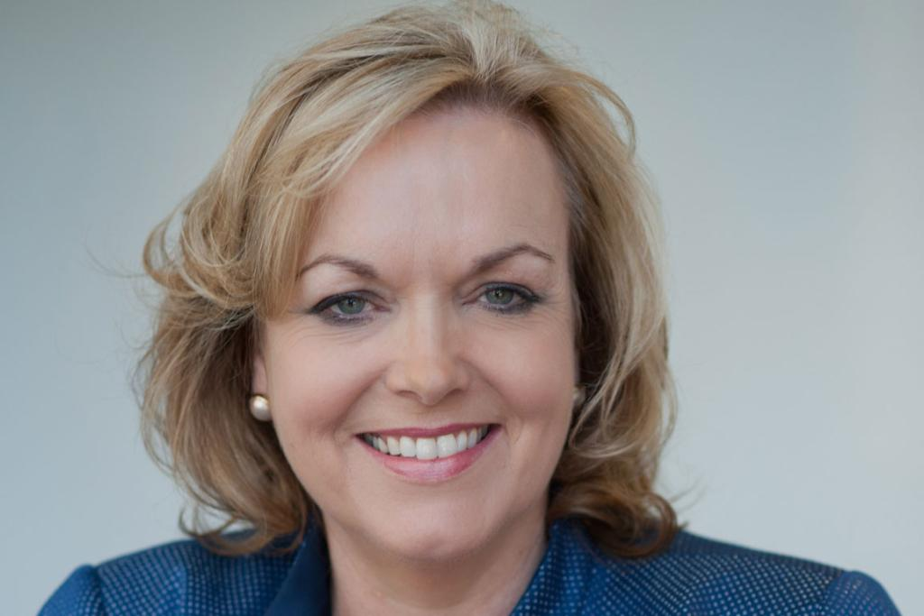 Judith Collins, who rose to fifth spot in the Cabinet list and picked up justice, ACC and ethnic affairs.