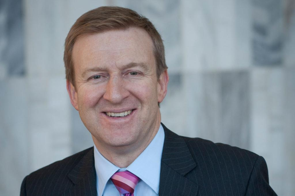 Jonathan Coleman, new Defence Minister.