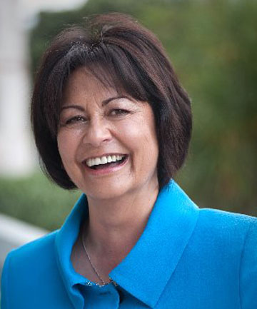 PROMOTION: Hekia Parata has been moved to the front bench.