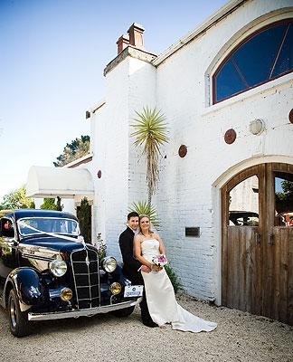 Tania Power and Marc Greenhill Wedding